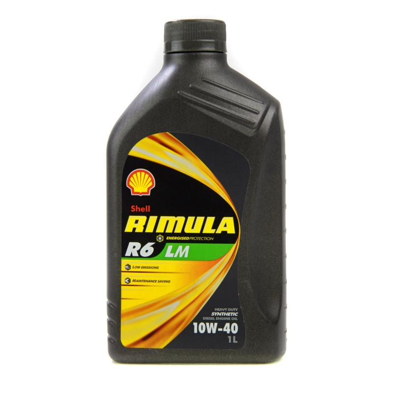 Shell Rimula R5 Lm 10W40