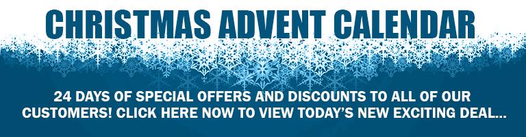 Xmas Advent Calendar Promo