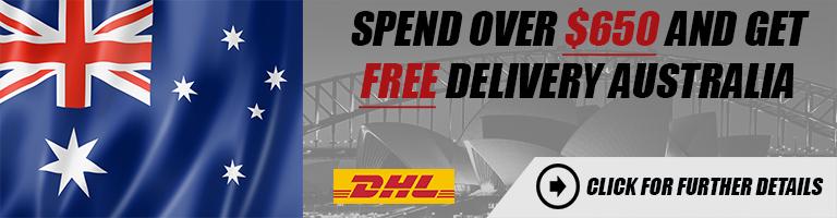 Australian Delivery Info