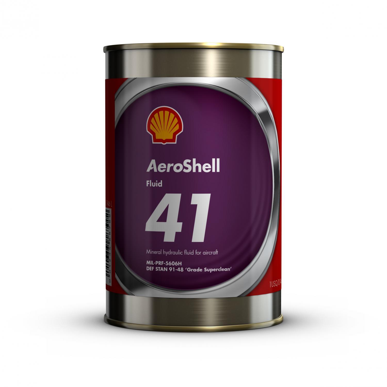 Aeroshell Fluid 41 1ltr