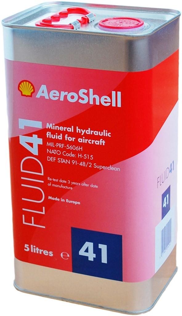 Aeroshell Fluid 41 5ltr