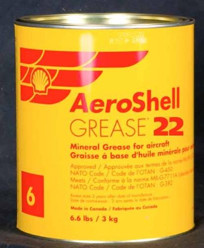 Aeroshell 22 3kg